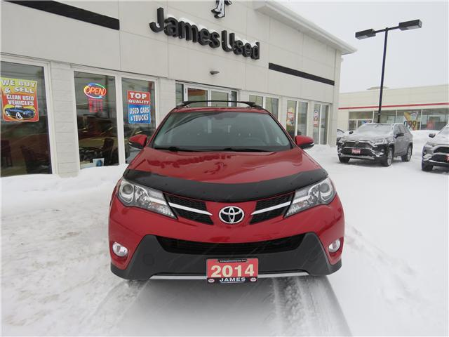 Toyota Of Riverside >> 2014 Toyota RAV4 Limited at $22404 for sale in Timmins - James Used