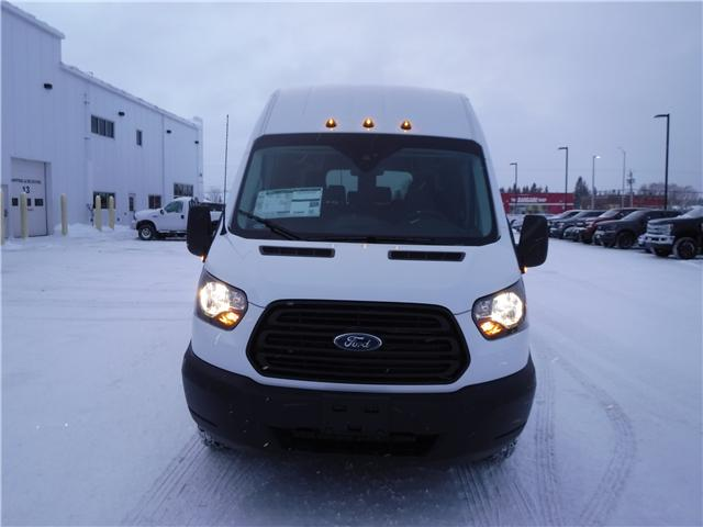 2019 Ford Transit-350 XL (Stk: 19-17) in Kapuskasing - Image 2 of 13