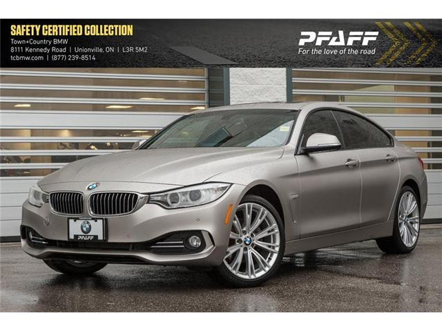 2015 BMW 428i xDrive Gran Coupe (Stk: D11763) in Markham - Image 1 of 16