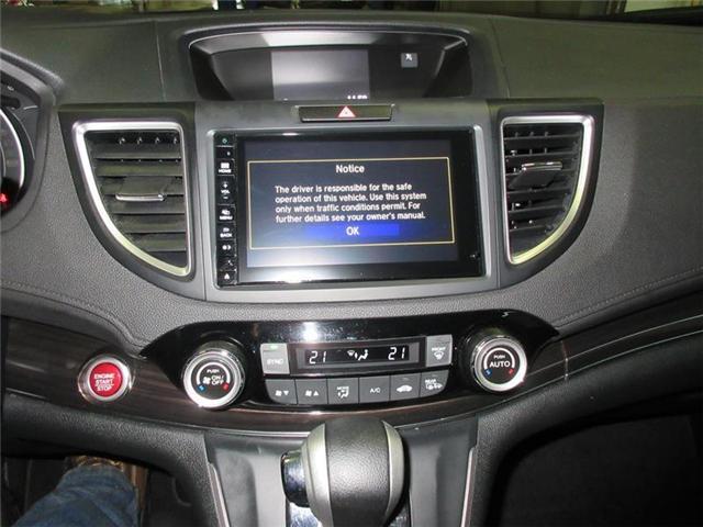2016 Honda CR-V EX-L (Stk: K13815A) in Ottawa - Image 9 of 17