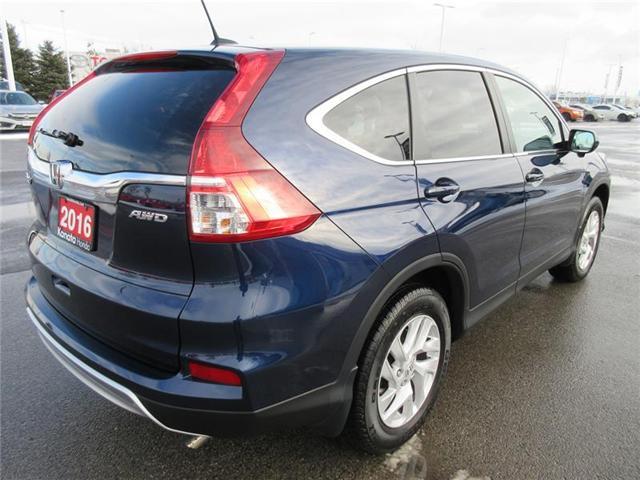 2016 Honda CR-V EX-L (Stk: K13815A) in Ottawa - Image 12 of 17