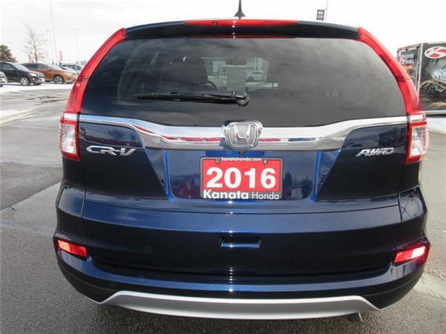 2016 Honda CR-V EX-L (Stk: K13815A) in Ottawa - Image 13 of 17