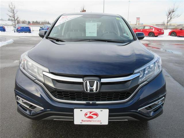 2016 Honda CR-V EX-L (Stk: K13815A) in Ottawa - Image 17 of 17