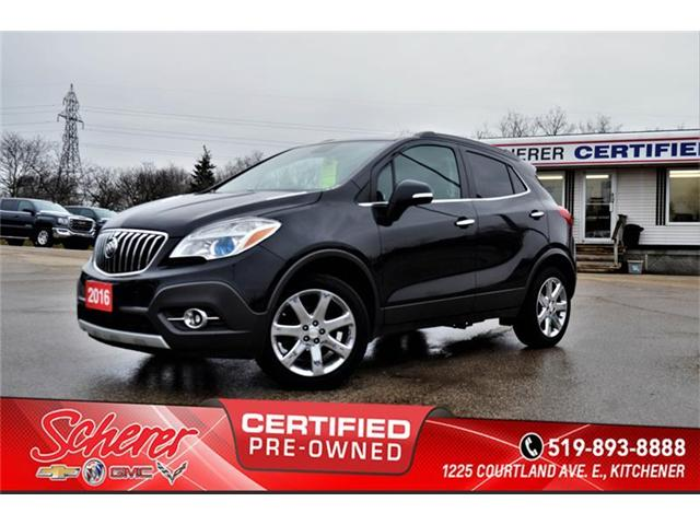 2016 Buick Encore Leather (Stk: 1817680A) in Kitchener - Image 1 of 9