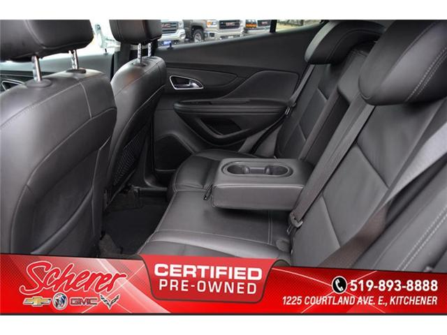2016 Buick Encore Leather (Stk: 1817680A) in Kitchener - Image 5 of 9