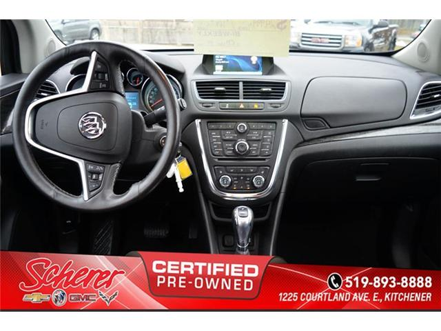 2016 Buick Encore Leather (Stk: 1817680A) in Kitchener - Image 7 of 9