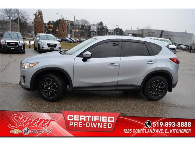 2016 Mazda CX-5 GX (Stk: 191840A) in Kitchener - Image 2 of 9