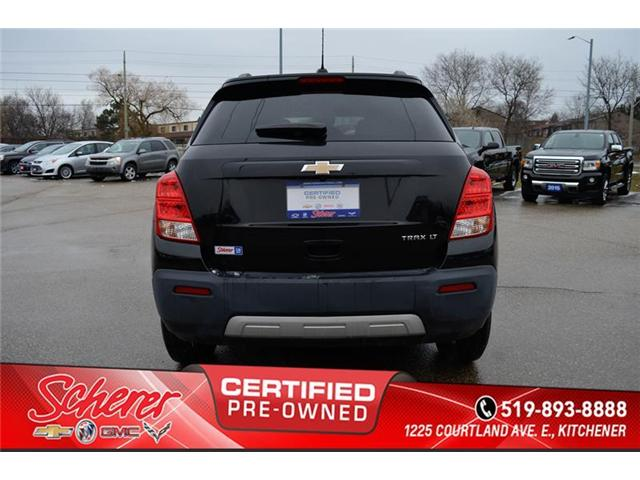 2016 Chevrolet Trax LT (Stk: 580300A) in Kitchener - Image 3 of 9