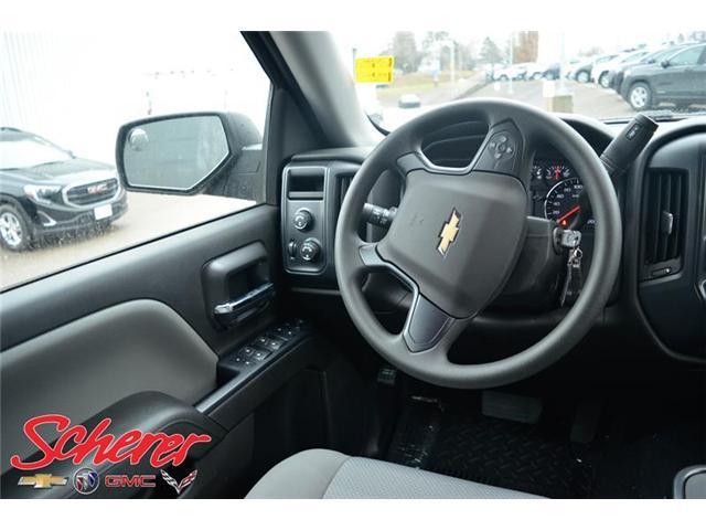 2018 Chevrolet Silverado 1500 Silverado Custom (Stk: 1817010) in Kitchener - Image 8 of 9