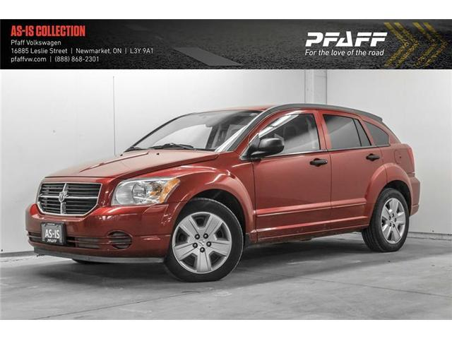 2007 Dodge Caliber SXT (Stk: V3006A) in Newmarket - Image 1 of 14