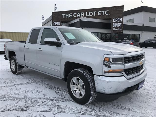 2018 Chevrolet Silverado 1500 1LT (Stk: 18683) in Sudbury - Image 1 of 10