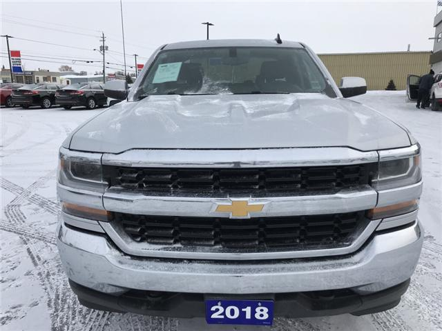 2018 Chevrolet Silverado 1500 1LT (Stk: 18683) in Sudbury - Image 2 of 10