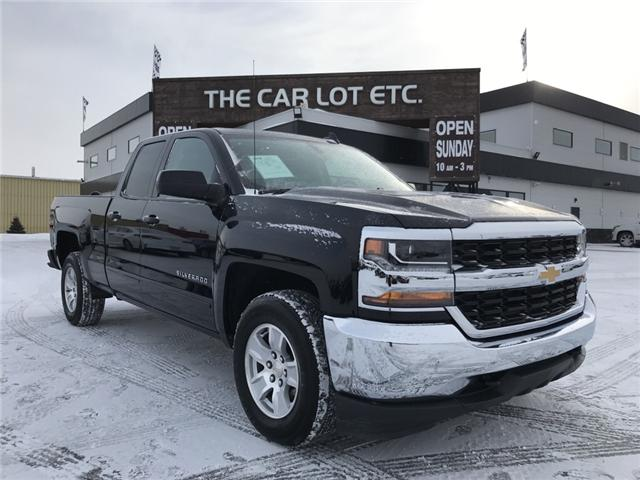2018 Chevrolet Silverado 1500 1LT (Stk: 18682) in Sudbury - Image 1 of 7