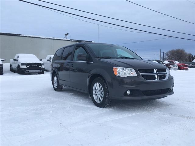 2019 Dodge Grand Caravan CVP/SXT (Stk: T19-75) in Nipawin - Image 1 of 15