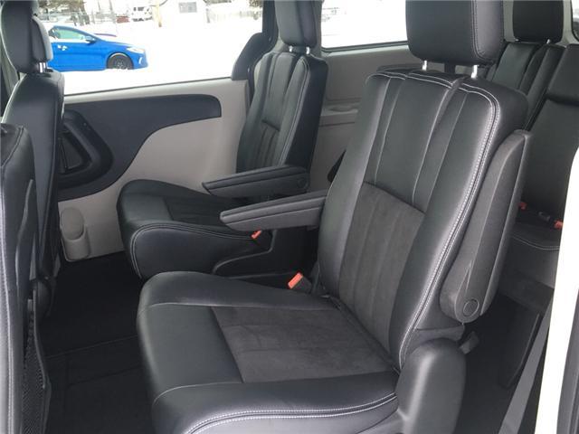 2019 Dodge Grand Caravan CVP/SXT (Stk: T19-75) in Nipawin - Image 8 of 15