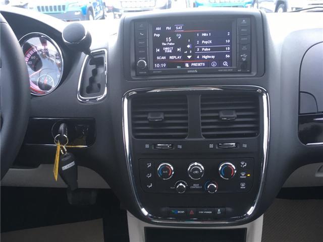 2019 Dodge Grand Caravan CVP/SXT (Stk: T19-75) in Nipawin - Image 11 of 15