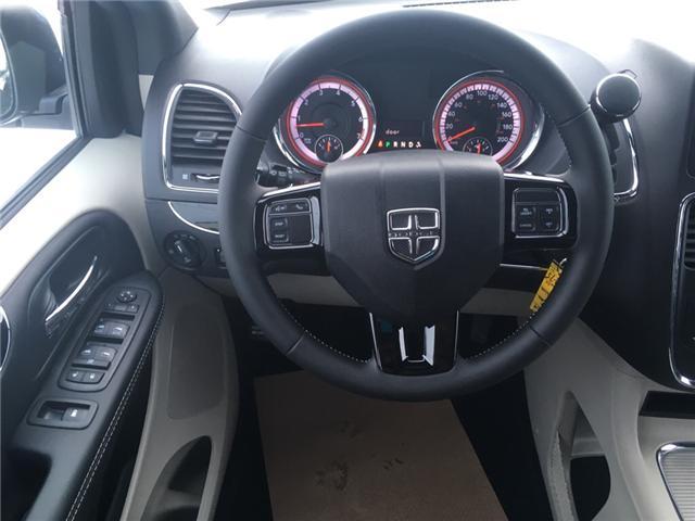 2019 Dodge Grand Caravan CVP/SXT (Stk: T19-75) in Nipawin - Image 12 of 15