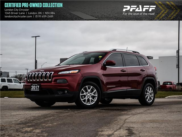 2017 Jeep Cherokee North (Stk: 8081E) in London - Image 1 of 20