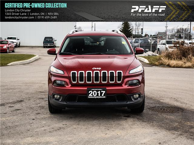 2017 Jeep Cherokee North (Stk: 8081E) in London - Image 2 of 20