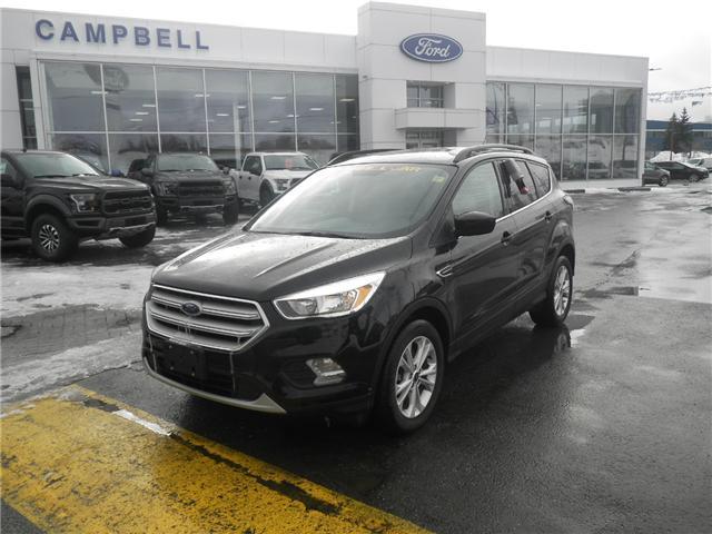 2018 Ford Escape SE (Stk: 1810660) in Ottawa - Image 1 of 11