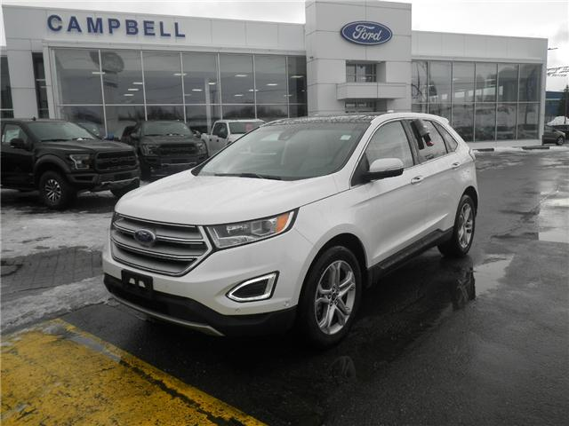 2018 Ford Edge Titanium (Stk: 1817890) in Ottawa - Image 1 of 11