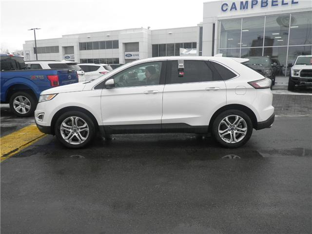 2018 Ford Edge Titanium (Stk: 1817890) in Ottawa - Image 2 of 11