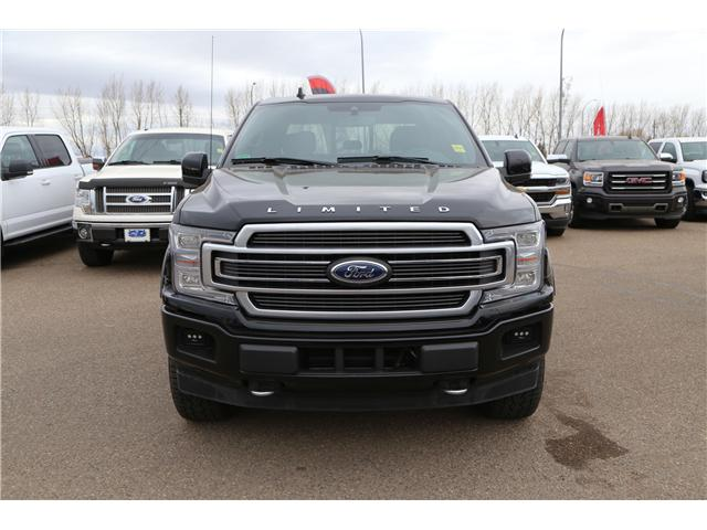 2018 Ford F-150 Limited (Stk: 171082) in Medicine Hat - Image 4 of 19
