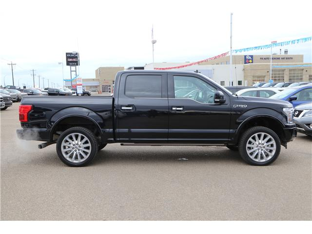 2018 Ford F-150 Limited (Stk: 171082) in Medicine Hat - Image 10 of 19