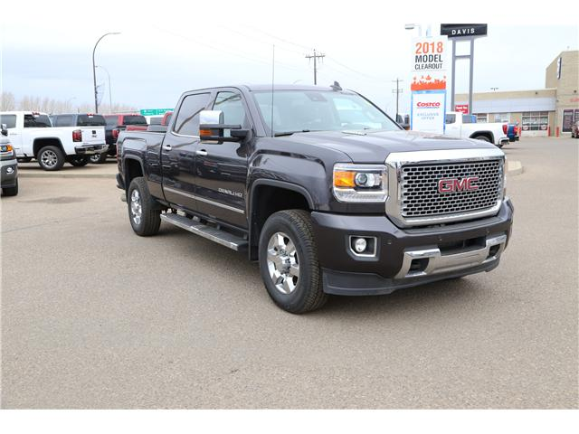 2016 GMC Sierra 3500HD Denali (Stk: 139392) in Medicine Hat - Image 1 of 12