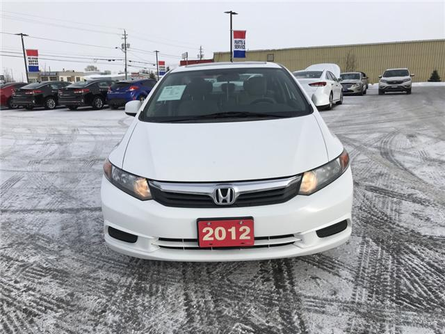 2012 Honda Civic EX (Stk: 18647-1) in Sudbury - Image 2 of 18