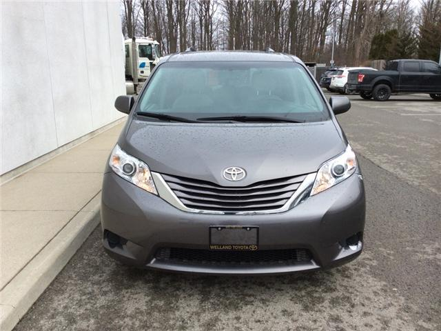 2017 Toyota Sienna LE 8 Passenger (Stk: P3338) in Welland - Image 5 of 21