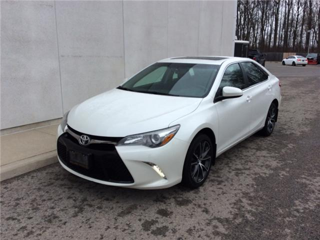 2017 Toyota Camry XSE (Stk: P3354) in Welland - Image 1 of 23