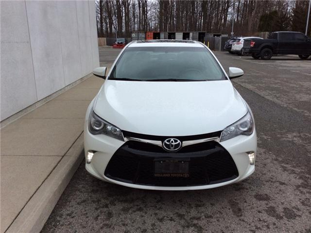 2017 Toyota Camry XSE (Stk: P3354) in Welland - Image 5 of 23