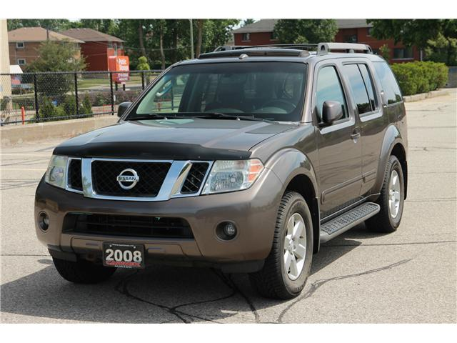 2008 Nissan Pathfinder SE (Stk: 1803127) in Waterloo - Image 1 of 28