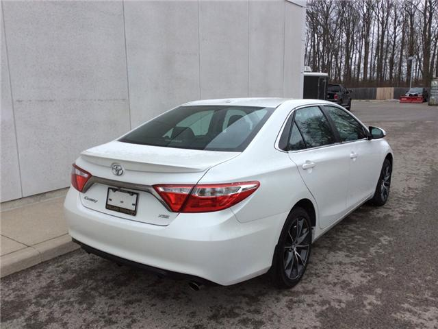 2017 Toyota Camry XSE (Stk: P3354) in Welland - Image 8 of 23