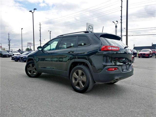 2016 Jeep Cherokee Sport (Stk: I7426A) in Peterborough - Image 4 of 23