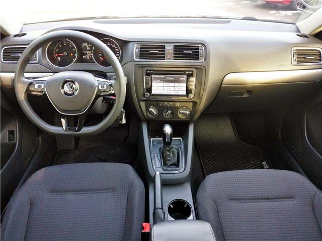 2015 Volkswagen Jetta 1.8 TSI Comfortline (Stk: 1533) in Peterborough - Image 8 of 21