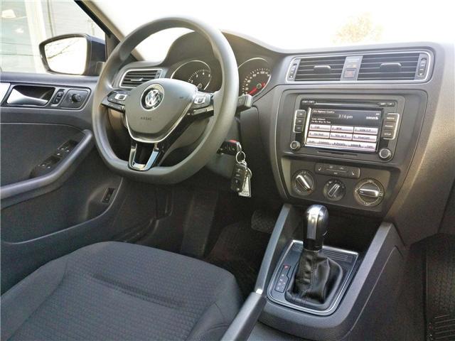 2015 Volkswagen Jetta 1.8 TSI Comfortline (Stk: 1533) in Peterborough - Image 11 of 21