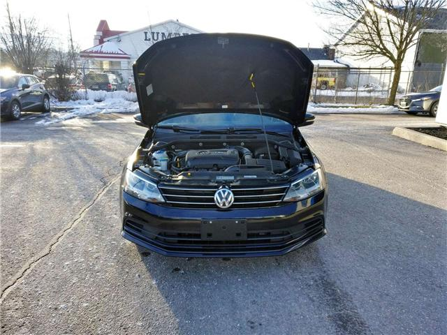 2015 Volkswagen Jetta 1.8 TSI Comfortline (Stk: 1533) in Peterborough - Image 3 of 21