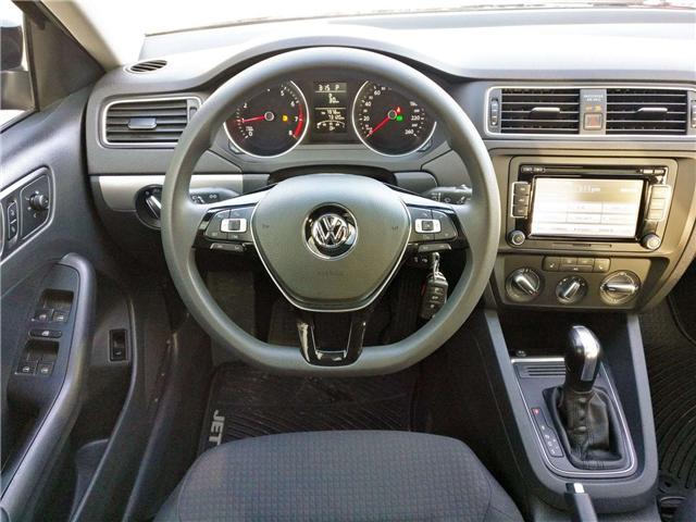 2015 Volkswagen Jetta 1.8 TSI Comfortline (Stk: 1533) in Peterborough - Image 13 of 21