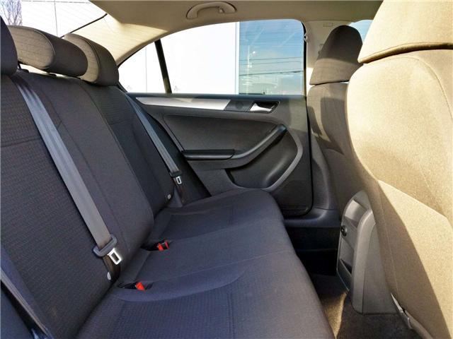 2015 Volkswagen Jetta 1.8 TSI Comfortline (Stk: 1533) in Peterborough - Image 15 of 21
