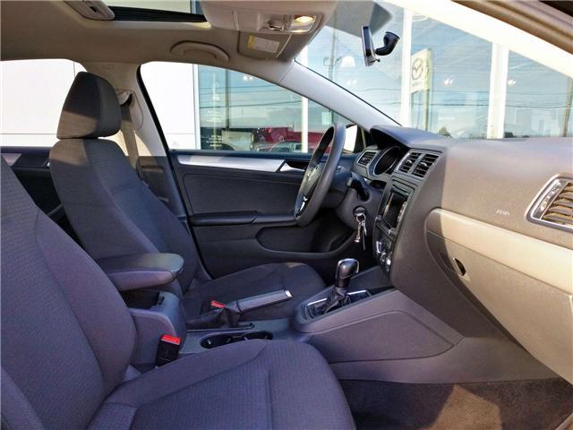 2015 Volkswagen Jetta 1.8 TSI Comfortline (Stk: 1533) in Peterborough - Image 16 of 21