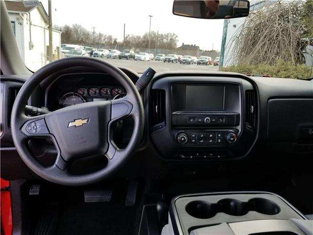 2016 Chevrolet Silverado 1500 Silverado Custom (Stk: 19-004) in Oshawa - Image 10 of 14