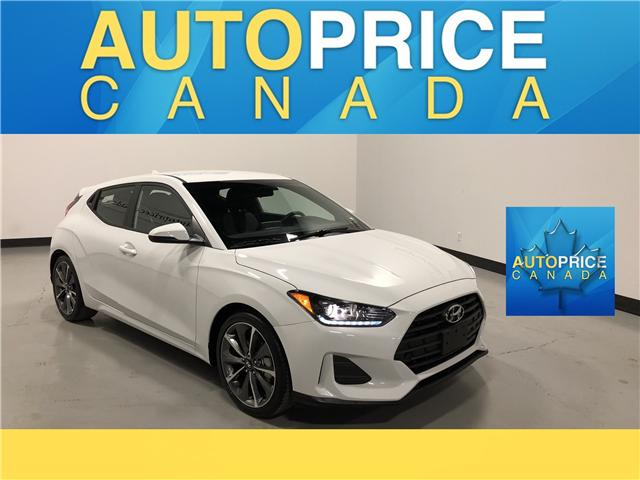 2019 Hyundai Veloster 2.0 GL (Stk: D9923) in Mississauga - Image 1 of 24