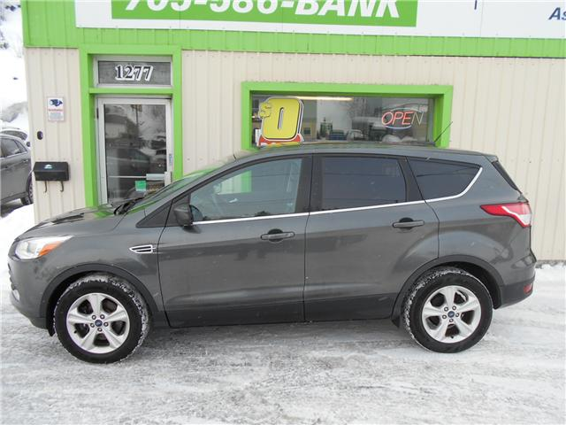 2016 Ford Escape SE (Stk: ) in Sudbury - Image 1 of 4