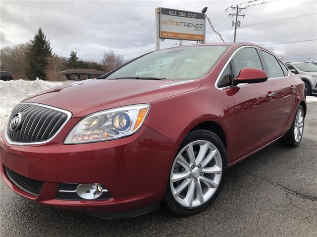 2013 Buick Verano Leather Package (Stk: -) in Kemptville - Image 1 of 28