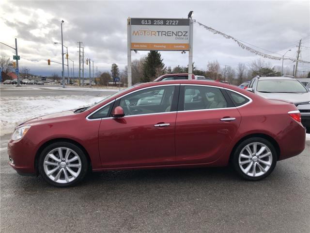 2013 Buick Verano Leather Package (Stk: -) in Kemptville - Image 2 of 28