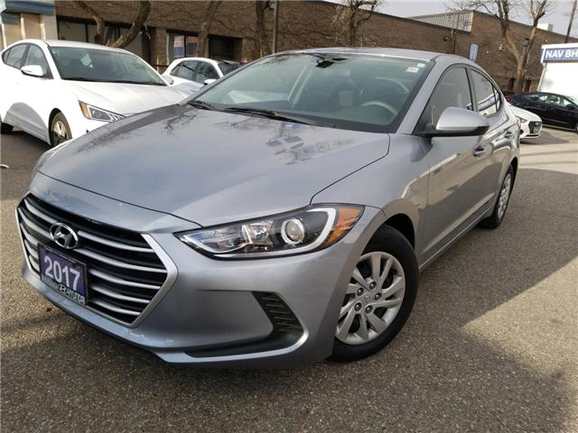 2017 Hyundai Elantra LE (Stk: op9969a) in Mississauga - Image 1 of 17