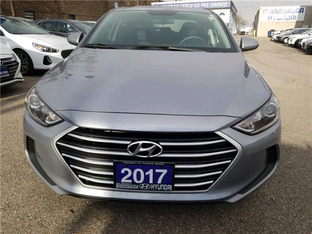 2017 Hyundai Elantra LE (Stk: op9969a) in Mississauga - Image 2 of 17