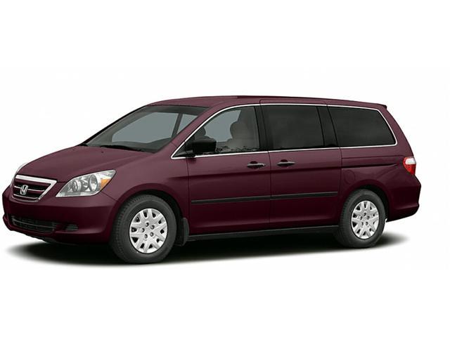 2007 Honda Odyssey EX (Stk: J19001) in Brandon - Image 1 of 9